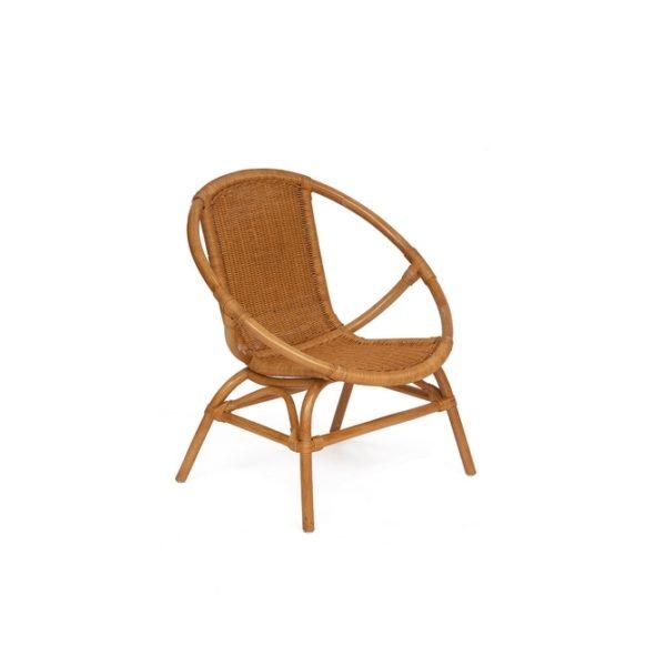 Кресло Клео из натурального ротанга