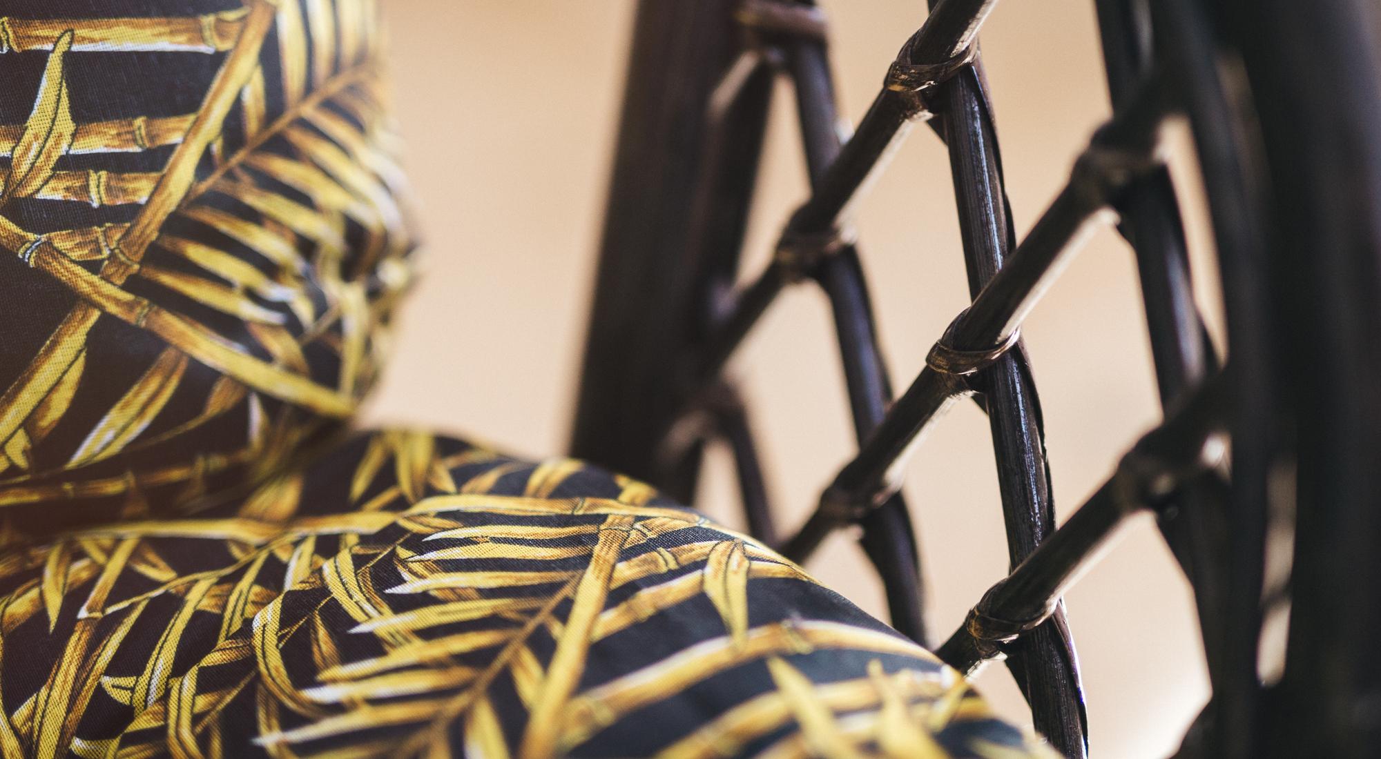 Что такое мебель из ротанга?
