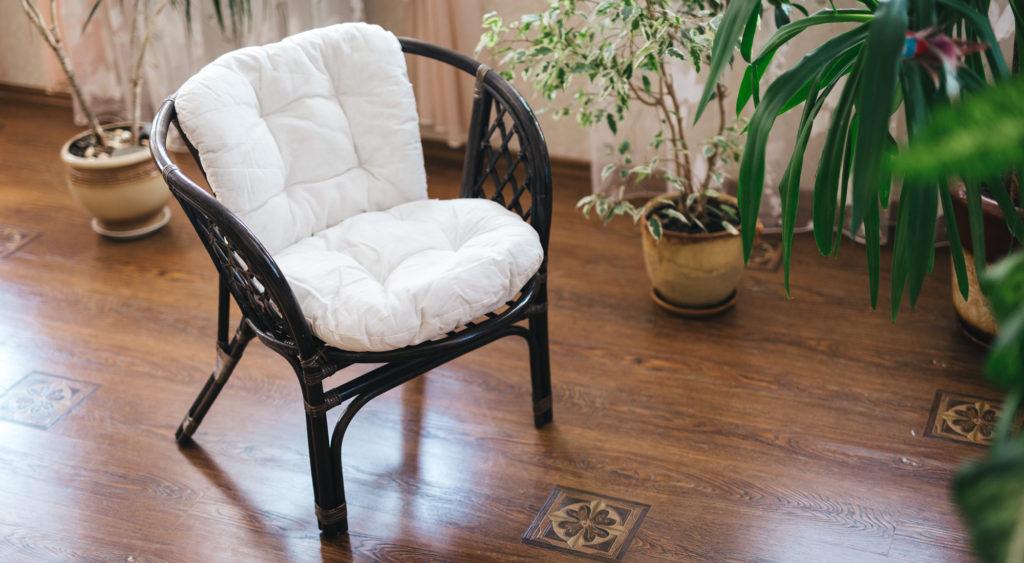 Как изготавливают мебель из ротанга