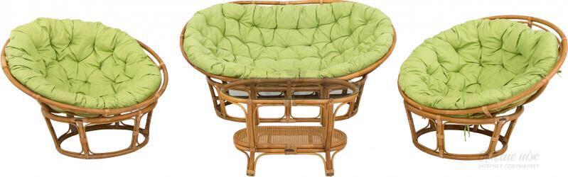 Образцы цвета мебели из ротанга