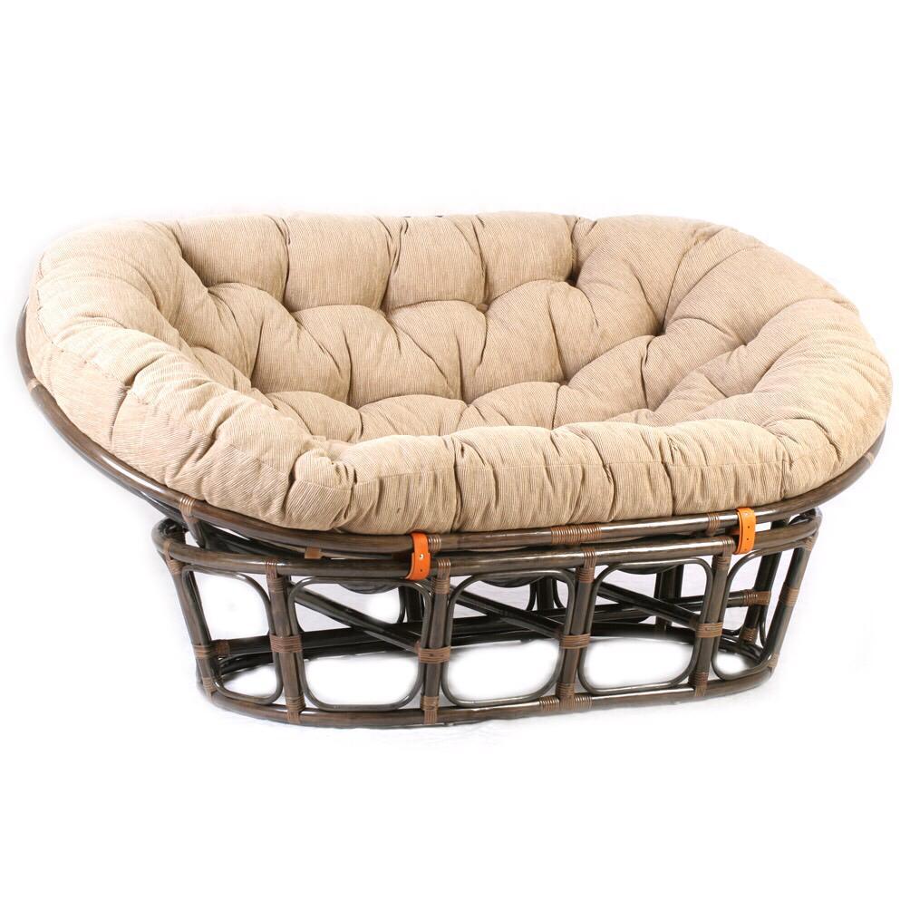 Мебель из ротанг в интерьере
