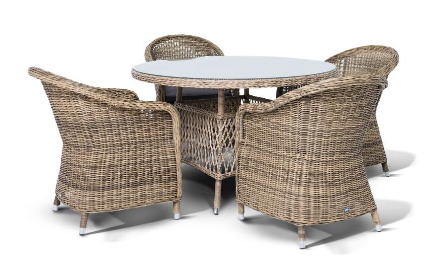 Мебель из натурального ротанга: нюансы использования и ухода
