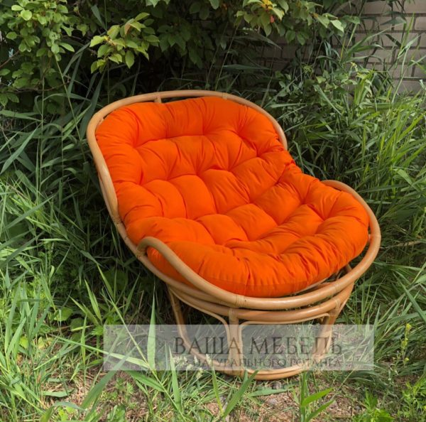 Кресло Челси из натурального ротанга