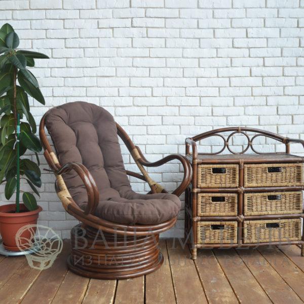 Подушка для кресла Royal Rocker (Ройал Рокер) вращающееся