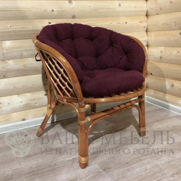 Кресло Багама из натурального ротанга