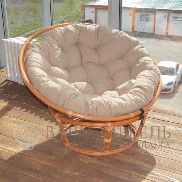 Подушка для кресла Папасан d 100 см