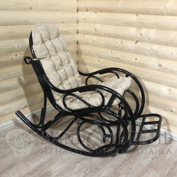 Кресло-качалка Бэлла из натурального ротанга